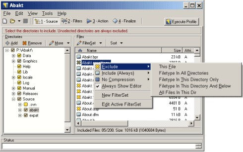 Programma Freeware Opensource Backup in Italiano