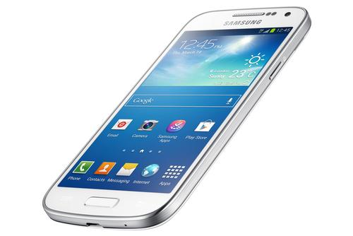 Dual-SIM phone: Samsung Galaxy S4 mini