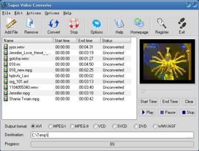 convertitore video universale gratis