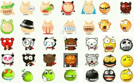 Creare Emoticon per Messenger