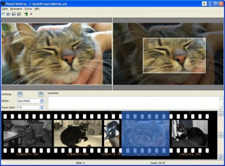 Creare un Video da una serie di foto