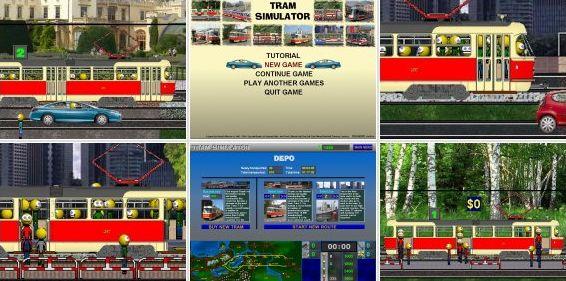 Gioco Simulazione Tram