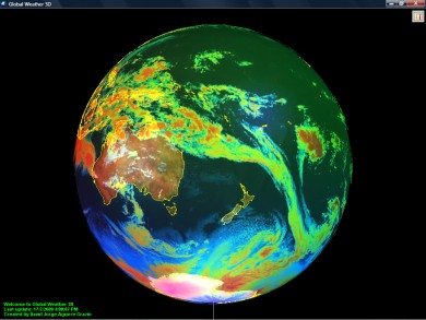 Tempo Meteorologico Globale