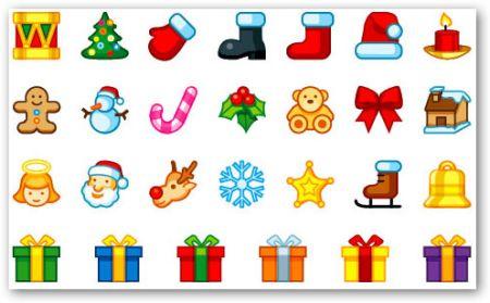 Icone Gratis per Natale