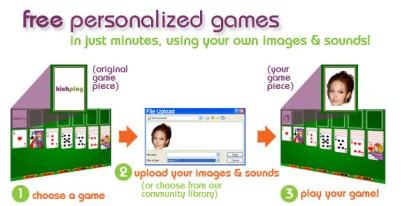 Modificare Giochi con Proprie Foto