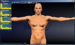 Software Gratuito 3D Creare Figure Umane