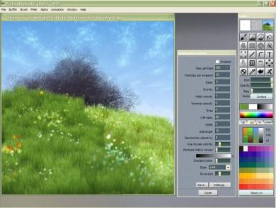 Programma pittura artistica for Programma per disegnare interni