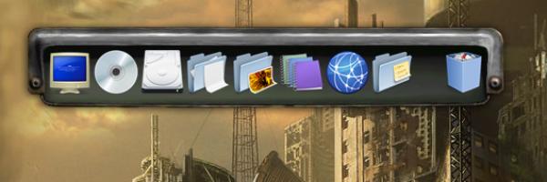 Barra Windows Organizzatore