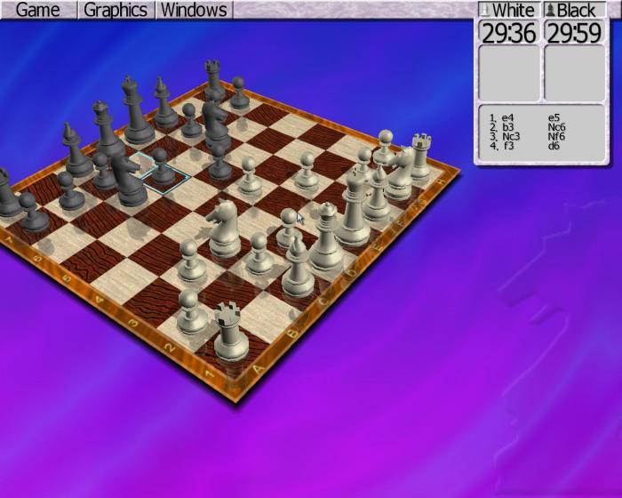 gioco gratis scacchi