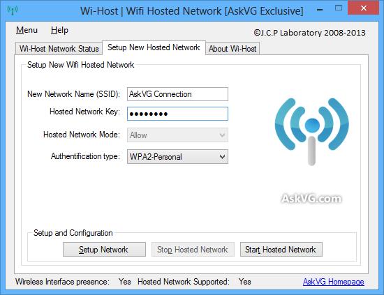 Wifi hotspot for pc software / Sumrando setup exe