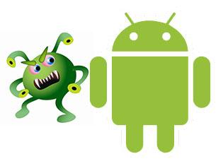 Virus e malware sul Google Play Store
