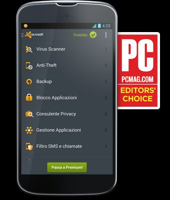 avast android gratis