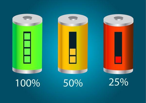 batteria lunga durata per smartphone