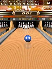 Giocare a Bowling con il cellulare