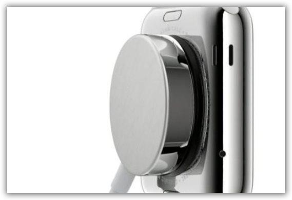 apple watch batteria e carica-batteria