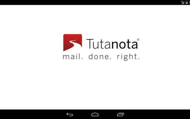 casella email gratis criptata Tutanota