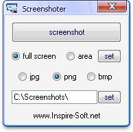 Catturare Screenshot Immagini dallo schermo