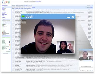 Video Chat Gratis con Gmail
