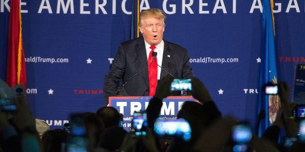 Donald Trump chiudere Internet