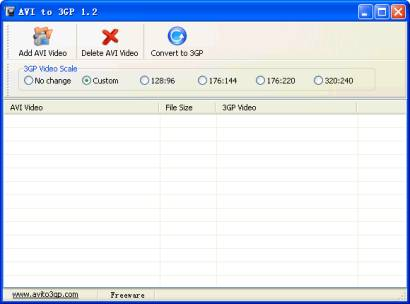 Come convertire video Divx Avi in formato 3Gp per cellulari