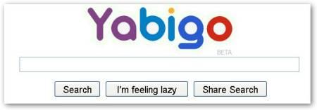 Confrontare Ricerce Yahoo Google Bing