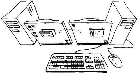 Controllare Diversi Computer con un solo mouse e tastiera