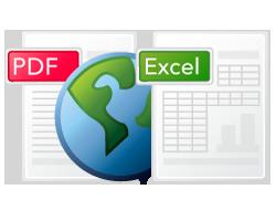 Convertire Pdf in Excel Conversione Gratis
