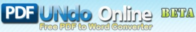 Conversione Pdf in Word