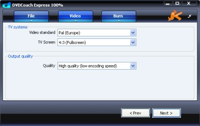 Convertire Video Divx in Dvd