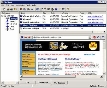 Programma gratis per archiviare copia e incolla multipli