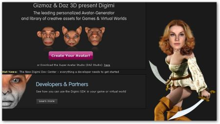 Creare Avatar Tridimensionali