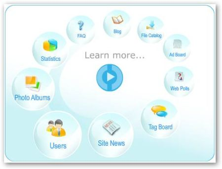 Creare Sito Web Gratis con uCoz