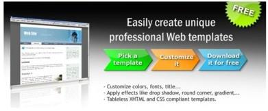 Template Gratuiti per Webmaster