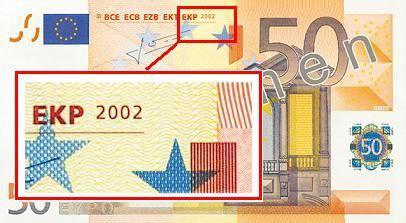 Riconoscere Euro Falsi