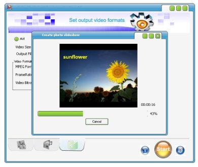 Creare Slideshow Gratis di Foto