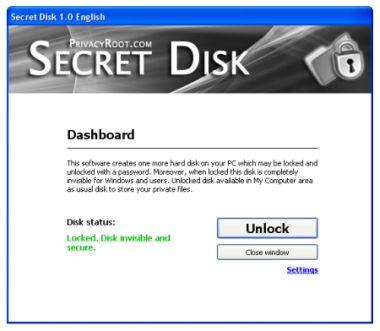Rendere segreti dei file sul nostro disco rigido