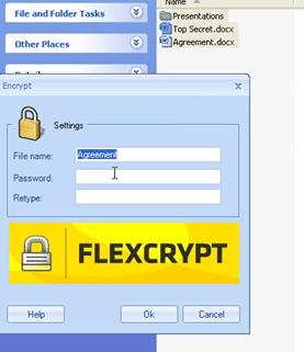 Criptare File e Cartelle Singole