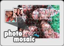 Creare un foto mosaico