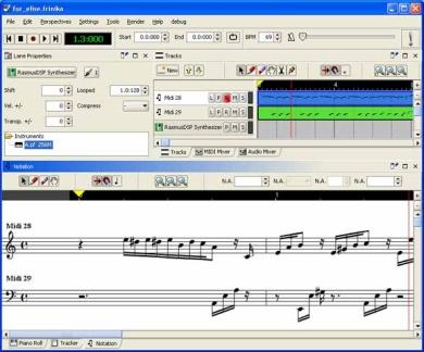Software Gratis Elaborazione Musica
