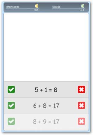 Test matematica online per stabilire rapidità di calcolo