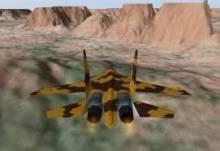 Simulatore Volo e Battaglia Aerea