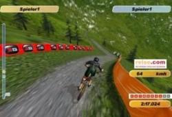 Gioco Gratis Corse di Montain Bike