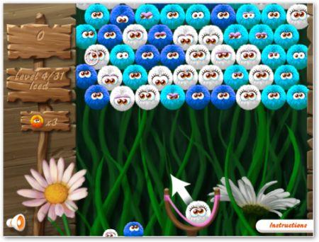 Gioco per bambini interattivo