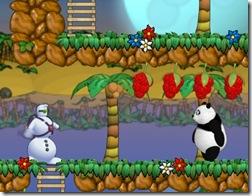 Gioco Puzzle Pupazzo di Neve