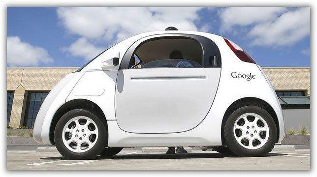 guida automatica google car