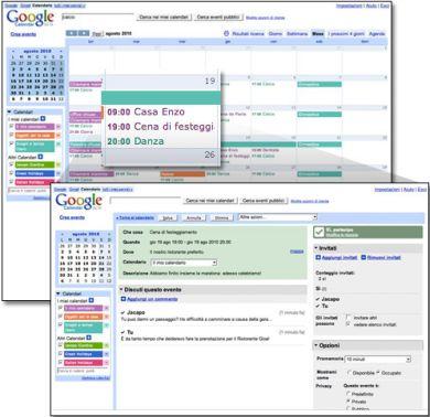 Organizzare Appuntamenti Calendario Personale in Italiano