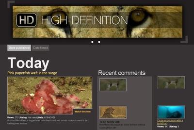 Documentari Natura ad Alta Definizione Gratis