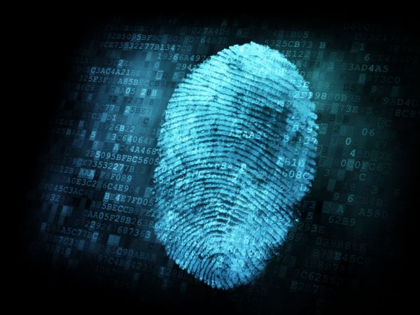 Impronta digitale come password