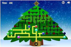 Gioco Online Lampadine Albero di Natale