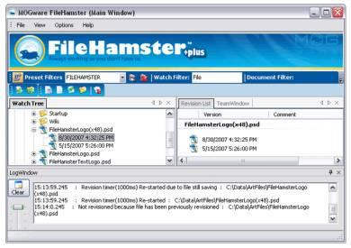 Conservare tute le modifiche documenti e file